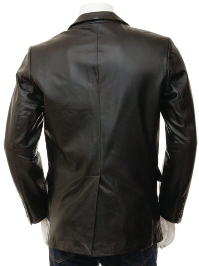 Mens Classic Leather Balzer - Tapu