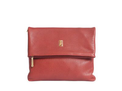 Red Shoulder Bag
