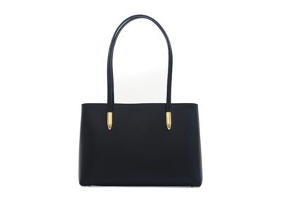 Black handbag for women