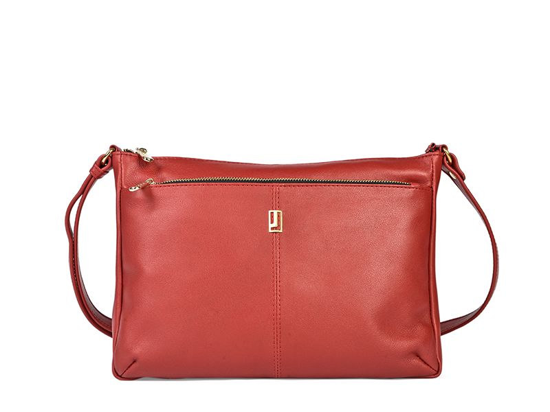 Women's Crossbody Soft Leather Shoulder Bag